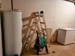 Hot water heater & freezer