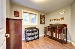 Smaller upstairs bedroom