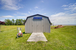 12 x 16 shed holds ride-on mower