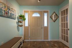 Elegant entryway