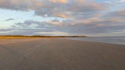 Huge quiet clean beach!