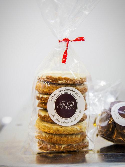 Biscuits à la noix de coco (110 g)
