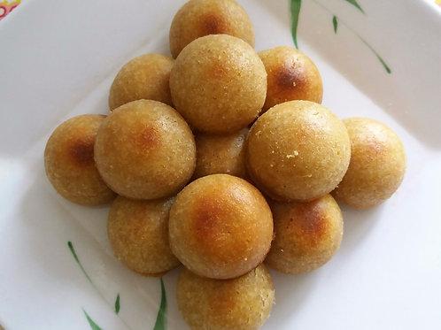 Cake balls au citron vert et chocolat blanc (15 pièces)