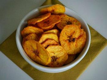 Chips de banane plantain (250g)