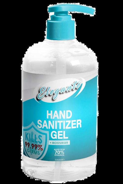 Elegante Ethanol Hand Sanitiser Gel -500ml