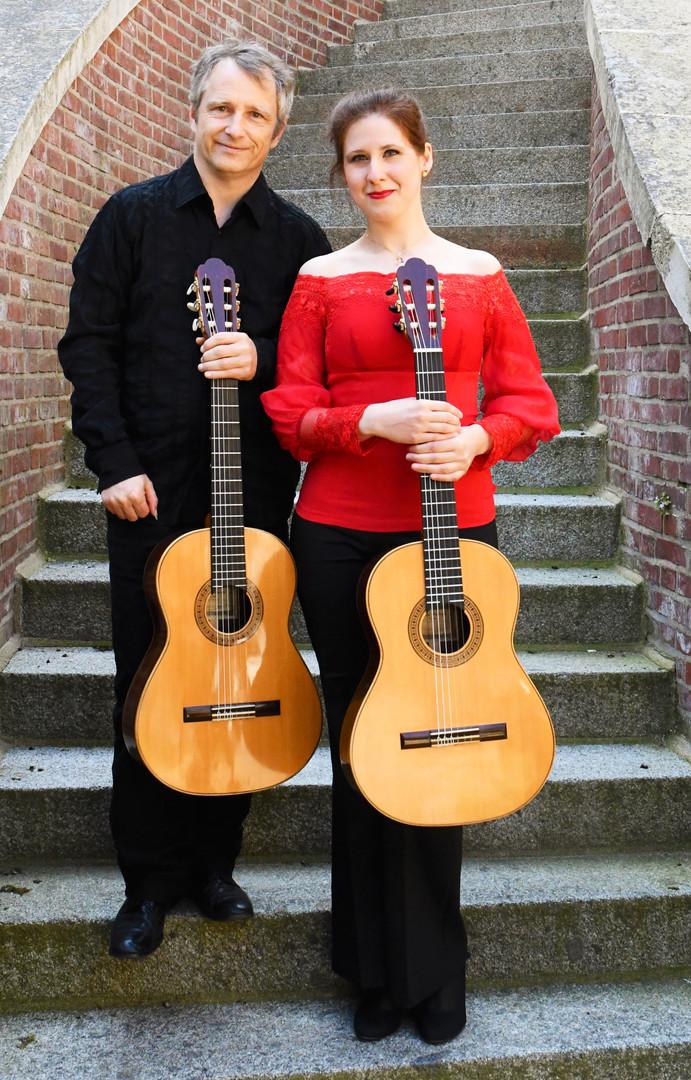 Philippe Villa et Anastasia Maximkina 5