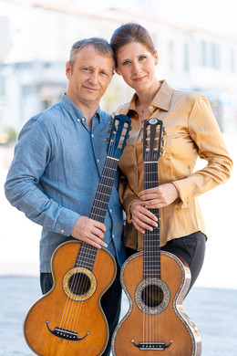 Philippe Villa et Anastasia Maximkina 1