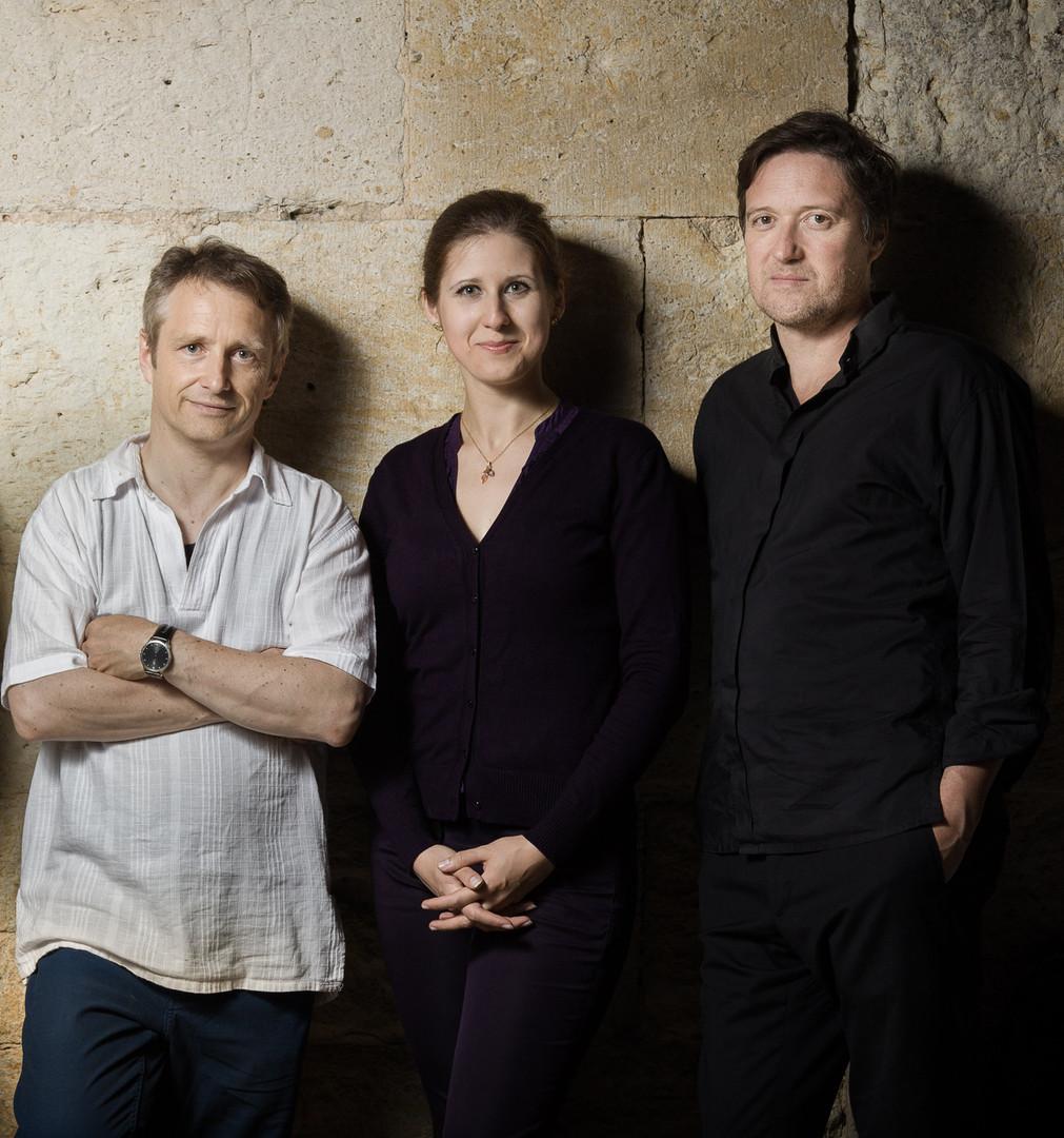 Trio Cantiga 2G+V 3