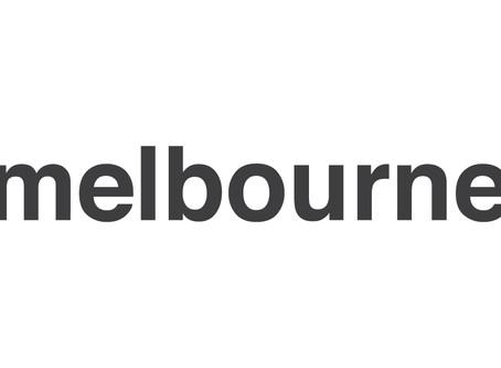 Melbourne // A quick city guide