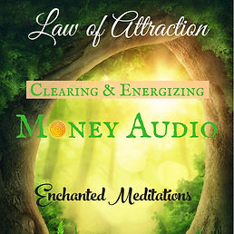 Law of Attraction money meditation