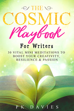 The Cosmic Playbook for Writers Creative inspiration