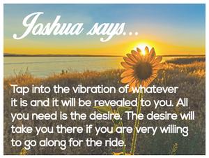 The Teachings of Joshua