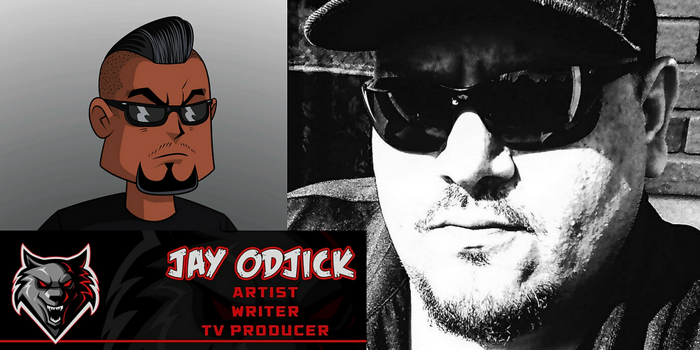 Jay Odjick, artist, producer, writer