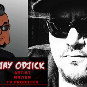 Jay Odjick - Meet Canada's Real-Life Superhero