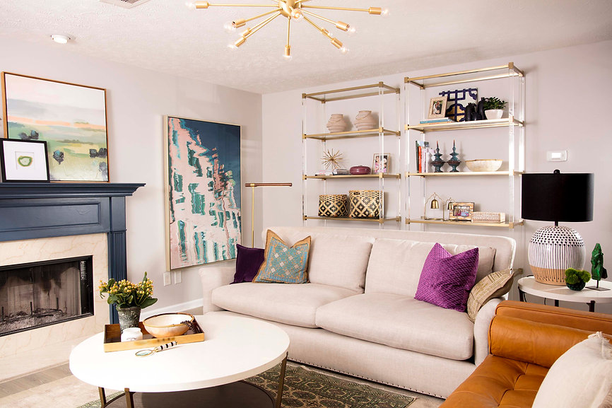 Nashville bold interior design