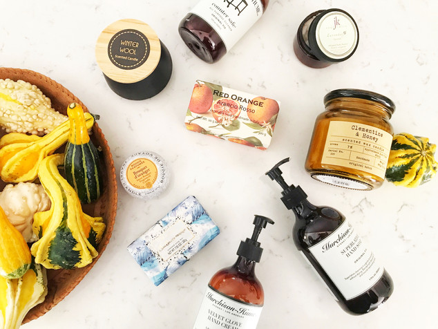 Fall-ify Your Home: Part V - Fall Scents for the Home