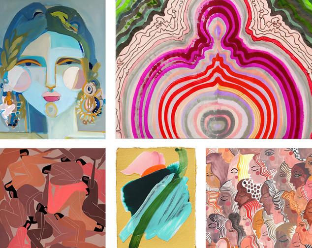 Instagram Roundup Part I: Artists