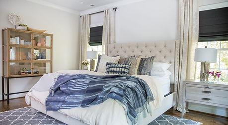 Nashville Bedroom interior design