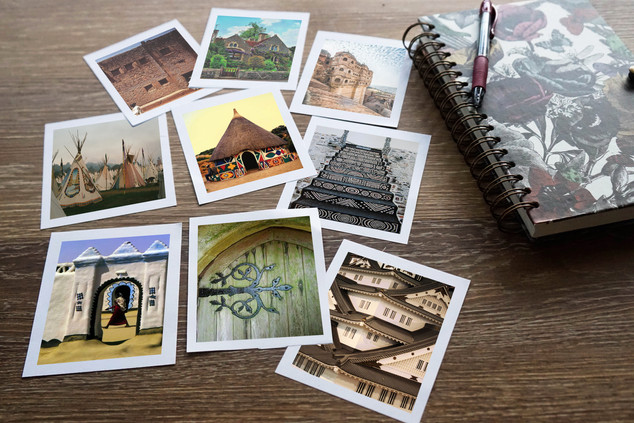 Around the World: Architecture