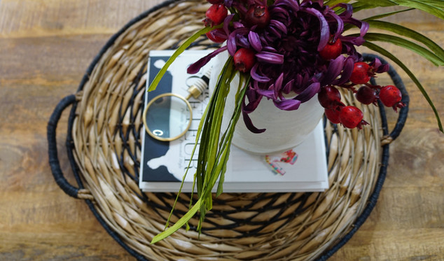 Fall-ify Your Home: Part III - 3 Ways to Style Your Coffee Table