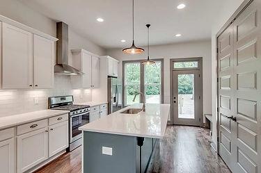 Nashville cottage interior design
