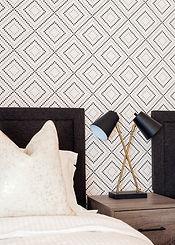 Nashville Interior designer portfolio for rental property Airbnb