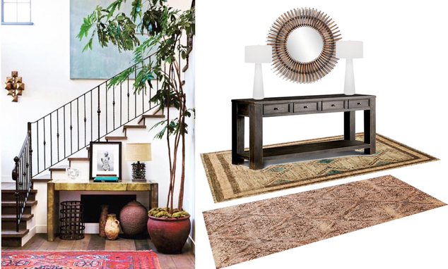 Design Freebie: Statement Entryway or Accent Wall- Shoppable Post