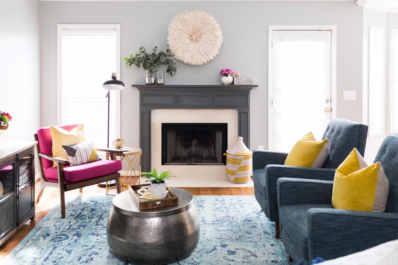 Thurman Design Studio Interior Design Nashville Interior Designer Surya Project Shots
