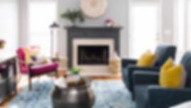 Nashville interior design portfolio for the kitchen