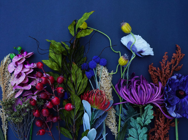 Fall-ify Your Home: Part 2 - Fall Flowers