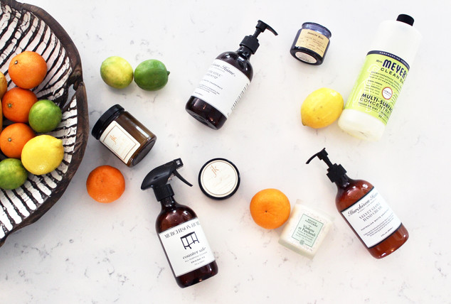 Summer Scents: Natural Products