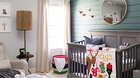 Nashville Nursery Interior Design