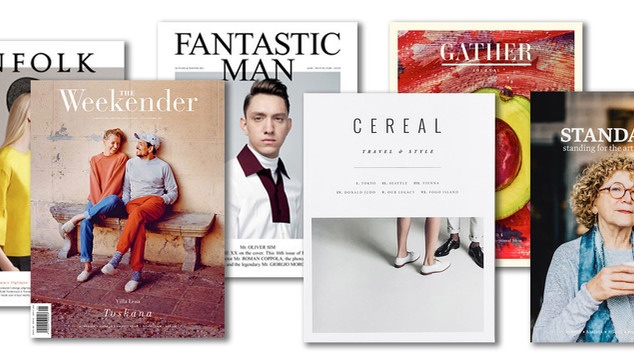 Around the World: Must Read Magazines