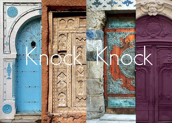 Around the World: Doors