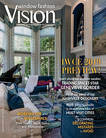 Window Fashion Vision Magazine Interior Design