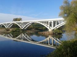 Le pont du Fourneau-Bourbon-Lancy