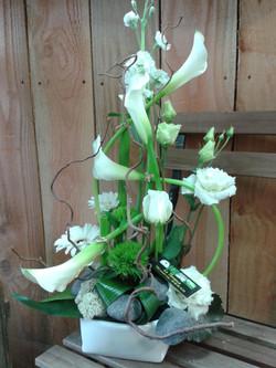 Bouquets et compositions