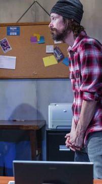 """""""Phrazzled"""" with Gina Garcia-Sharp • Theatre of NOTE, LA"""