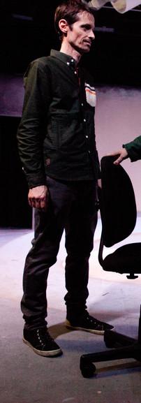 """Cleo, Theo & Wu"" with Kirsten Vangsness • Theatre of NOTE, LA"