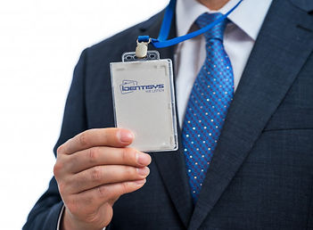 businessman-suit-wearing-blank-id-tag-na