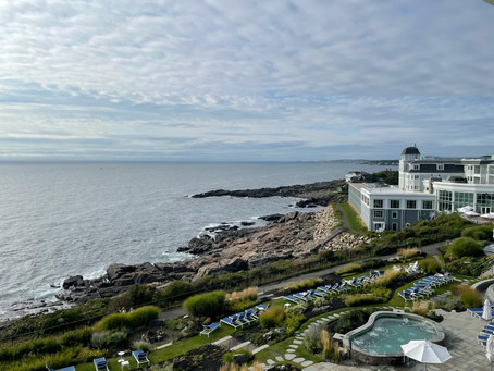 My Review of Cliff House Maine