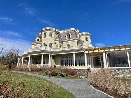 My Review of The Chanler at Cliff Walk in Newport Rhode Island