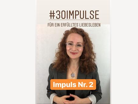 30 Impulse für ein erfülltes Liebesleben - Nr. 2