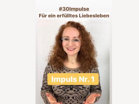 30 Impulse für ein erfülltes Liebesleben - Nr. 1