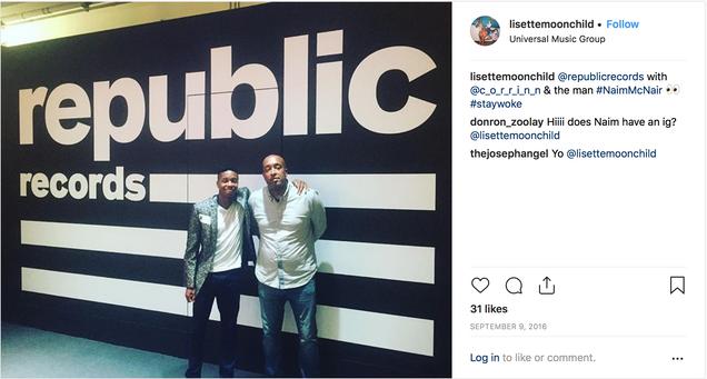 Republic Records Showcase