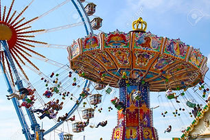 8175003-carousel-at-the-oktoberfest-in-b