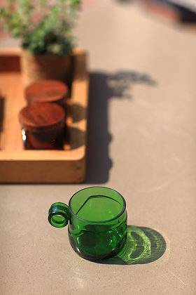 Upcycled Beer Bottle - Set of Cups