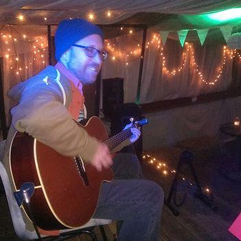Mike Cosgrave, guitar & mandolin
