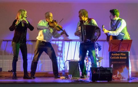 Devon Ceili Band