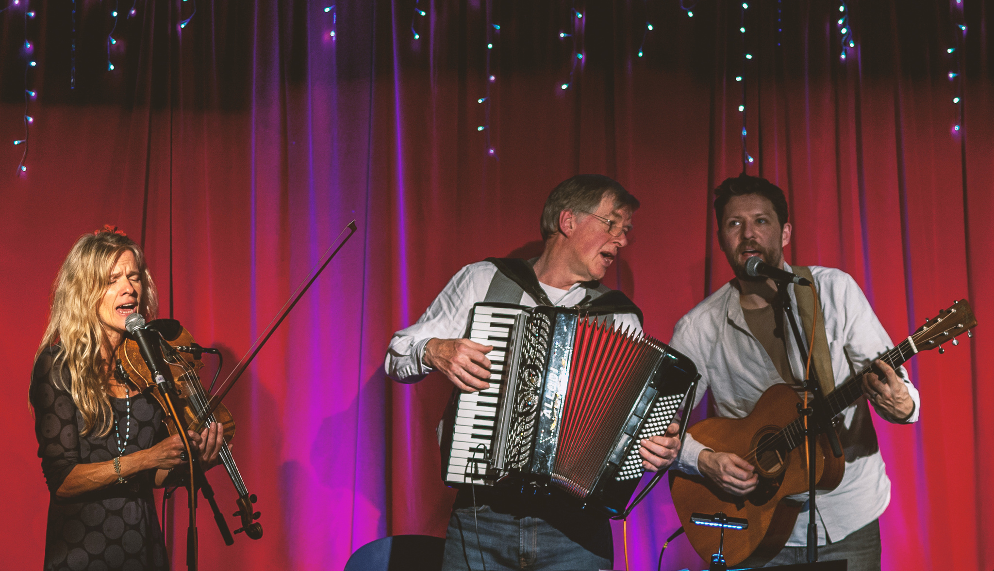 Lvov Affair, gypsy music Devon